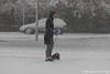 uitlaten (Marjon van der Vegt) Tags: sneeuwdenhaag koud sneeuwval sleeen sneeuwpop