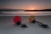 Balmoral Beach Sunrise (RoosterMan64) Tags: australia balmoral balmoralbeach beach landscape nsw sunrise sydney sydneyharbour longexposure