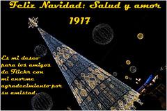 0112-FELIZ NAVIDAD  2017 - (--MARCO POLO--) Tags: felicitaciones navidad ciudades nocturnas