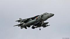 Armada Española McDonnell Douglas EAV-8B Harrier II 01-923/VA.1B-35 on short finals for LERT (Mosh70) Tags: rotanavalairstation rota rotaairbase lert armadaespañola harrierii eav8b eav8bharrieriiplus mcdonnelldouglas c17globemasteriii unitedstatesairforce