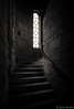 Up (Russ Kerlin Photography) Tags: stairway chapel monochrome bw
