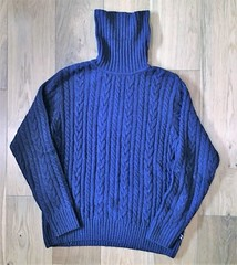 Navy cabled turtleneck jumper (Mytwist) Tags: dan78910 men's edwin cable knit navy roll neck jumper blue marine turtleneck rollneck rollkragen wool warm woolfetish winter wolle retro ribbed fashion fetish fisherman grobstrick handgestrickt handcraft handknit bulky cabled cozy vouge velour design designed fair sexy sweater passion pulli love laine knitting heavy handknitted exclusive timeless textured norway aranstyle expensive
