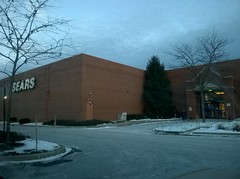 Nittany Mall/SEARS Exterior #6 - State College, PA (cooldude166861) Tags: nittany mall statecollege pennsylvania retail sears roebuckcompany storeclosing everything must go searsholding