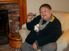 20171226-Holidays with Family (ChathamGardens) Tags: pm perchpond chathamma depasquale