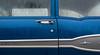 (Bill Baldridge) Tags: pontiac blue rain chrome auto