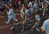 LoveBomb Go-Go (BKHagar *Kim*) Tags: bkhagar mardigras neworleans nola celebration party parade outdoor street napoleon crowd people floats march lovebombgogo band music instruments musical group