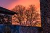 Arcueil Aqueduc Coucher de soleil-0005.jpg (chrisbypass) Tags: twilight city aqueduc ville coucherdesoleil arcueil