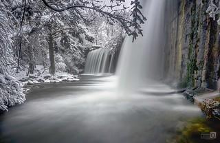 Cascada en Seda