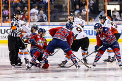 "Kansas City Mavericks vs. Kalamazoo Wings, January 5, 2018, Silverstein Eye Centers Arena, Independence, Missouri.  Photo: © John Howe / Howe Creative Photography, all rights reserved 2018. • <a style=""font-size:0.8em;"" href=""http://www.flickr.com/photos/134016632@N02/38681933725/"" target=""_blank"">View on Flickr</a>"