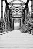 Abandoned iron bridge (jaros 2(Ron)) Tags: ironbridge glennrossontario swing bridge nikond300s nikon ontario canada abandoned winter trent trentriver