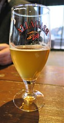 Allagash Brewing Company (caboose_rodeo) Tags: 4296 maine winter beverage glass logo hops