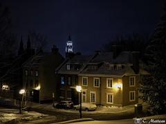 171219-40 Vieux Québec (clamato39) Tags: vieuxquebec villedequébec quebeccity provincedequébec québec canada nuit night nightshot urban urbain lights lumières poselongue longexposure