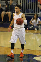 Chris Chiozza 11 (dbadair) Tags: universityuffloridagators20150303texasamaggiesbasketballsecodomeufoconnellcenter florida unitedstates uf gators sec basketball ncaa o'connell center gainesville