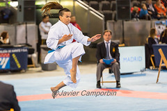 XXXV Trofeo Internacional Villa de Madrid de Karate. (javiercamporbin) Tags: deporte deportes karate madrid