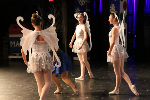 Sunday Performance of Ann Arbor Dance Classics 2017 Holiday Show, Spirit of the Season (Milan High School, Milan, Michigan) - December 10, 2017