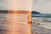 freedom (Gill'i) Tags: sea freedom girl shore england cornwall