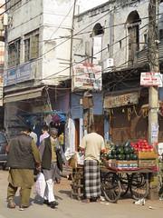 old delhi 2017 (gerben more) Tags: streetscene streetlife street vegetables india olddelhi delhi newdelhi portrait