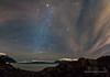 No meteors (Traylor Photography) Tags: gemini belugapoint milkyway geminidmeteorshower cloudy constellation alaska sewardhighway lowtide starrynight anchorage