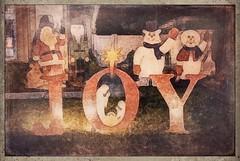 Joy #snapseed #brushstrokes #photocopier #stackables #formulas #retro #texture #textures #xmas #artistry_flair #christmas #camarillo #lights #christmaslights (harrysonpics) Tags: snapseed brushstrokes photocopier stackables formulas retro texture textures xmas artistryflair christmas camarillo lights christmaslights