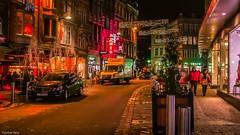 By Night (ΨᗩSᗰIᘉᗴ HᗴᘉS +22 000 000 thx) Tags: night town city street road namur namurbynight color hensyasmine yasminehens belgium belgique be bel eu europa europe