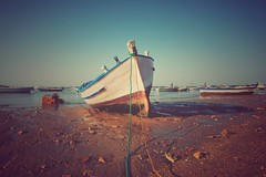 Boats... (hobbit68) Tags: boats 🚣♂️ boote 🚤 himmel sky clouds strand beach sand holiday urlaub travel spain  spanien espana espanol sun sunshine ☀️ canon küste hafen prt