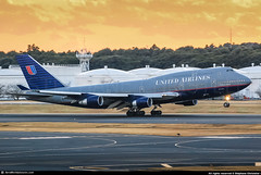[NRT.2009] #United #UA #B744 #N171UA #Spirit.of.Seattle.II #UA747Farewell #AWP (CHR / AeroWorldpictures Team) Tags: united airlines boeing 747422 msn 24322 733 eng 4x pw pw4056 reg n171ua fleet number 8471 named spiritofseattleii history aircraft first flight built site everett kpae delivered unitedairlines ua ual config cabin f12c52y310 wfu stored tupelo ktup scrapped 1989 b747 b744 b747400 us airways planespotting planes plane aircrafts airplane aeroworldpictures tokyo narita nrt japan nikon d80 raw nikkor 70300vr ua747farewell 2009 awp rjaa farewell