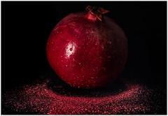 Yalda Night (Persian.Gulf) Tags: yalda culture persian night lowkey low key longest darkness light canon 700d 18135 pomegranate red iran