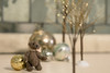 glitter & gold (s@ssyl@ssy) Tags: tuck bear christmas glitter gold baubles ornaments trees
