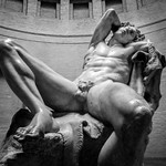 This marble statue of a sleeping satyr, called the Barberini Faun, is my favourite statue in the Bavarian city of Munich. thumbnail