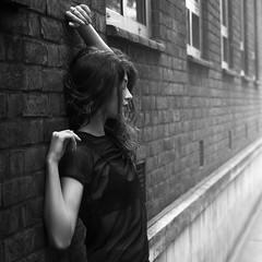 London, August 2017 (FlorianPascual) Tags: ifttt 500px girl woman man pretty walk hair young brunette dress fashionable adolescent outerwear