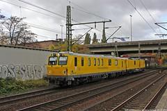 DB Netzinstandhaltung 720 301 am 29.10.2016 in Hamburg-Harburg (Eisenbahner101) Tags: