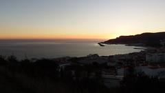 Sesimbra (Hugo Albuquerque) Tags: sesimbra entardecer pôrdosol sun sunset anoitecer paisagem landscape seascape
