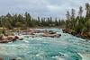 Scenic Aqua Cascades (Patti Deters) Tags: canada international nestorfalls ontario location cascades scenic rapids water aqua river trees landscape rocks pakwashprovincialpark wilderness