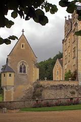 courtanvaux-1 (xtrice) Tags: château courtanvaux bessésurbray sarthe paysdeloire valdeloir ubuntu rawtherapee gimp