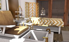bathroom3 (BradleysDesigns) Tags: bathroom loft spa manicure pedicure massage sauna modern pamper decor decorating homey