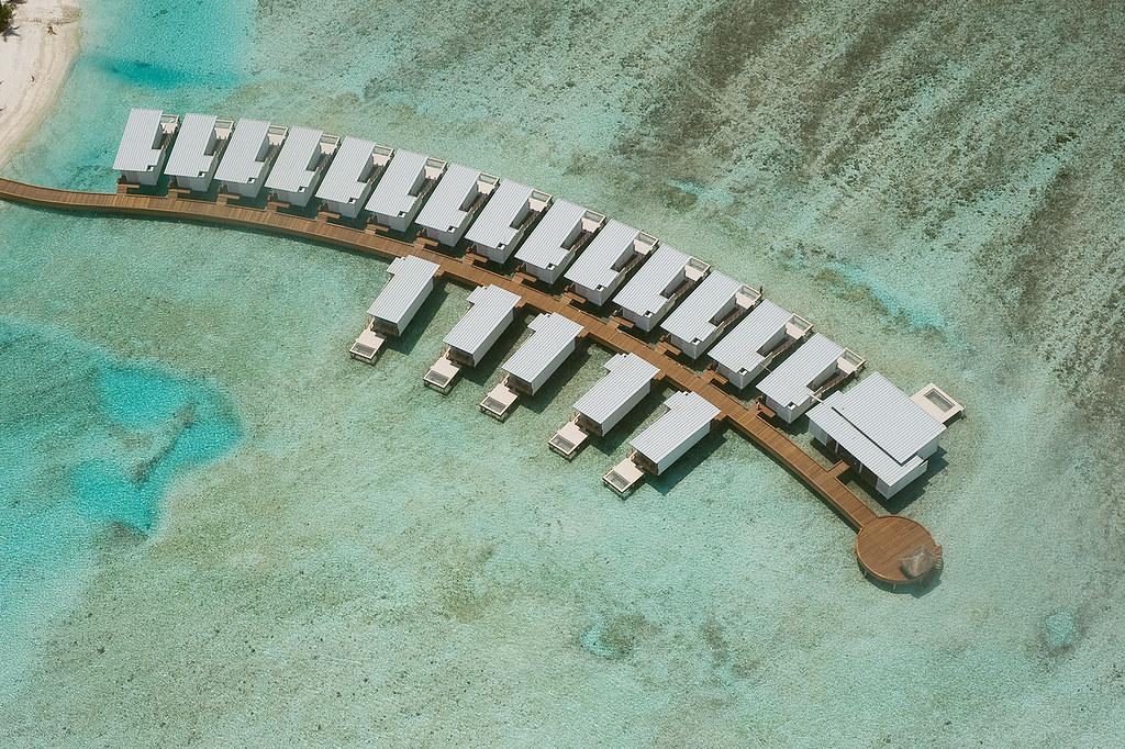 water-villa-aerial-view