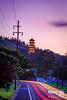 Enlightened Temple (geekmasterzero) Tags: longexposure purple newsouthwales nisi filters