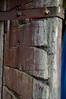 Ancient door (Roving I) Tags: woodendoors age entrances metal rust citadels hue heritage history vertical vietnam