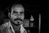 Chai tea stand boss (Hiro_A) Tags: portrait monochrome blackwhite bw ishwardi bangladesh bangladeshi sony rx100m3