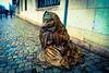 Hemlös Räv (Ramireziblog) Tags: rag bone hemlös räv sculpture stockholm english artist laura ford sweden zweden beeld vos dakloos lompen straat street fox homeless