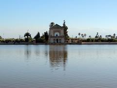 La Menara (Shahrazad26) Tags: menara marrakech marokko maroc morocco weerspiegeling reflection reflectie