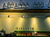 the back wall at trifecta coffee company (johngpt) Tags: attrifectacoffeecompany appleiphone7plus wall places bottles albuquerque newmexico unitedstates us wallwednesday hww