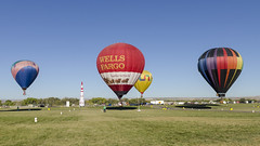 2017 New Mexico Hot Air Balloon Fiesta 2 (rschnaible (Not posting but enjoying your posts)) Tags: albuquerque balloon fiesta hot air festival new mexico us usa west western southwest color colorful fly flight vehicle transportation sky outdoor sport
