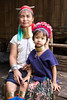 Mother and child in Ban Huay Pa Rai (Tiziana de Martino) Tags: mother child ban huay pa rai thailand tag amazing people culture destination asia rings neck giraffe woman women children village places travel
