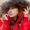 Hooded jacket (piotr_szymanek) Tags: natalia portrait outdoor face hood fur hand jacket woman girl lady freckles redhead 50f 5k 10k