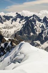 Valle Blanche (tucker.ralph) Tags: aiguille du midi valle blanche snow mountains sky