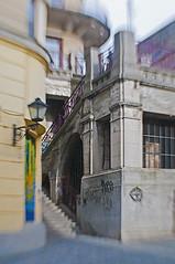 Old staircase (Matjaž Skrinar) Tags: 100v10f 250v10f