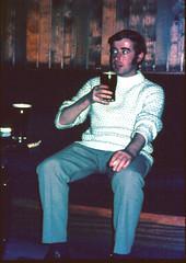 John Devine  1946-1998 (JimGer947) Tags: john devine alastair gow old monklands coatbtidge strontain 1967 clyde alloy laboratory netherton barobs road muirhouse motherwell caravan scotstown lanarkshire barons dublin guinnes british steel metallurical apprentices chemist guinness