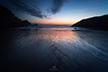 A Time And A Place (MANUELup) Tags: cantabria somocuevas liencres spain reflection colour colourful sky sea seascape seashore seaside water waterscape cliff cloud blue orange yellow red sand beach flow tide longexposure city naturallight nature perspective night