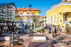 Tirana (Marion Dautry) Tags: tirana albania wandering wanderlust exploring city urban colors